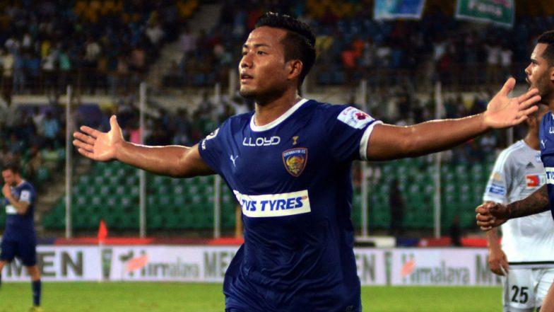 ISL 2018: Football is the Future of Indian Sports, Says Chennaiyin FC Star Striker Jeje Lalpekhlua
