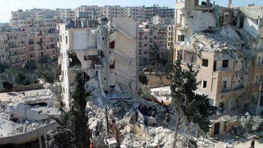 Russia, Syria Begin Idlib Offensive with Air Raids