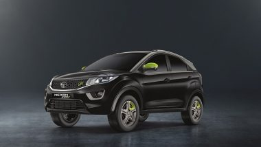 Tata Nexon KRAZ Limited Edition Launched in India at Rs 7.14 Lakh