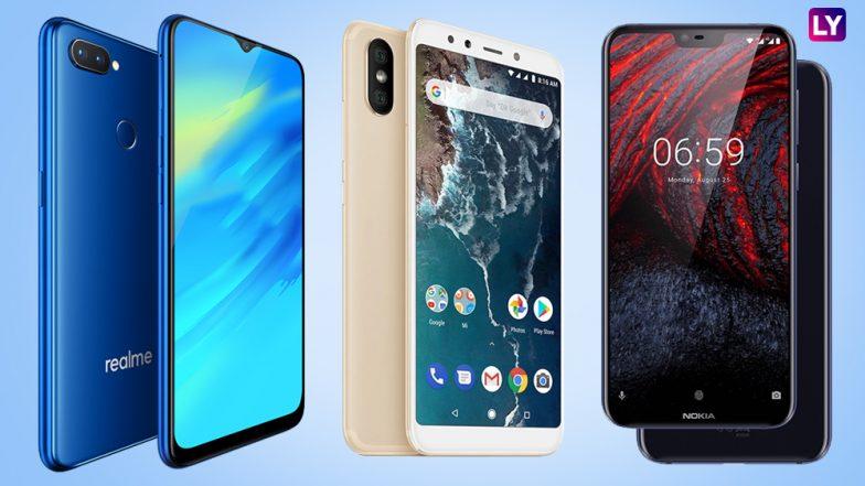 Realme 2 Pro vs Xiaomi Mi A2 vs Nokia 6.1 Plus: Price in India, Specifications & Features - Comparison