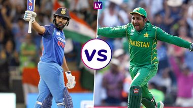India vs Pakistan, Asia Cup 2018 LIVE Cricket Streaming on PTV Sports and Hotstar: Get Live Cricket Score, Watch Free Telecast of IND vs PAK Super 4 Round Match on TV & Online