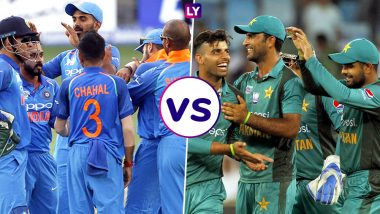 India vs Pakistan Live Streaming on Mobile, Asia Cup 2018 Super 4 Round: Here's How to Watch IND vs PAK Cricket Match on Hotstar, JIO TV & Airtel TV