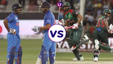 India vs Bangladesh Live Streaming on Mobile, Asia Cup 2018 Final Match: Here's How to Watch IND vs BAN Cricket Match on Hotstar, JIO TV & Airtel TV