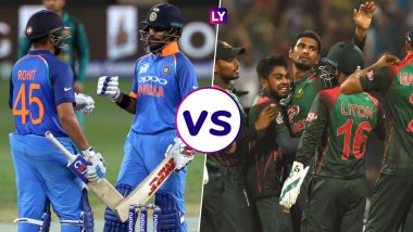India vs Bangladesh, Asia Cup 2018 Final Match: Rohit Sharma vs Mustafizur Rahman Lead Top Three Mini-Battles in Final Game for Asian Supremacy!