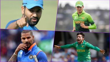 India vs Pakistan, Asia Cup 2018: Rohit Sharma vs Shaheen Afridi, Shikhar Dhawan vs Mohammad Amir, 5 Mini-Battles to Witness During Super Four Match