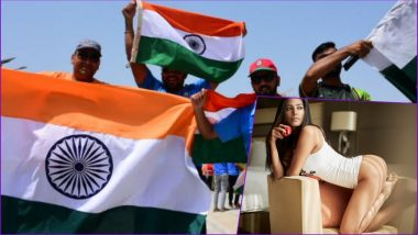 Poonam Pandey Goes Butt-Naked to Enjoy India vs Pakistan Asia Cup 2018 Cricket Match (See Hot Seductive Picture)