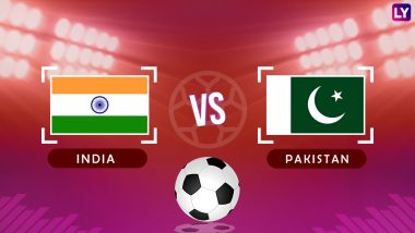 India vs Pakistan, AFC U-16 Women's Championship 2019 Qualifiers Football Live Streaming: Catch Free Live Telecast With Match Time in IST