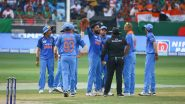India vs Pakistan T20 World Cup 2021 Live Streaming Online: Get Free TV Telecast of IND vs PAK, Group 1 Super 12 Match of ICC Men's Twenty20 WC With Time in IST