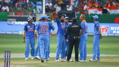 India vs Pakistan Live Streaming on Yupp TV: Catch Free Telecast of Ind vs Pak Asia Cup 2018 Super Four Match Online