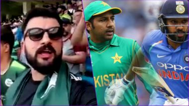 Pakistan Cricket Fan Who Sang Indian National Anthem Plans to Do This During India vs Pakistan, Asia Cup 2018 Super Four Match