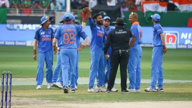Probable Indian Playing XI vs Afghanistan, Super 4, Asia Cup 2018: India Likely To Include KL Rahul, Manish Pandey, and Khaleel Ahmed in This Dead-Rubber Match