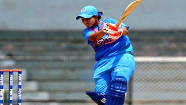 Indian vs Sri Lanka Women's T20: Anuja Patil and Jemimah Rodrigues Smashes Unbeaten Half Centuries to Series-sealing Win