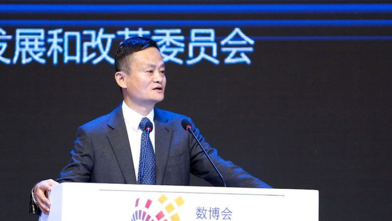 Jack Ma, China's Richest Man and Alibaba Founder, is a Communist Party Member