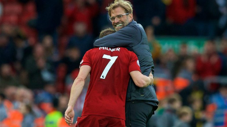Liverpool 3-0 Southampton, EPL 2018/19 Match Report: Mo Salah Finally Scores As Jurgen Klopp's Men Extend Winning Run (Watch Video Highlights)