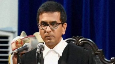 Supreme Court Scraps Adultery Law: Justice DY Chandrachud Overrules His Father's 33-Year-Old Judgement