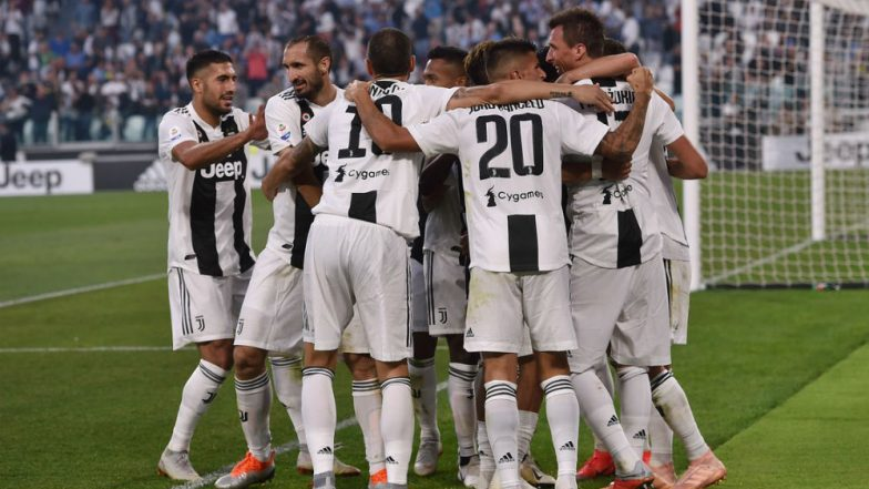 Juventus vs Parma, Italian Serie A 2018–19 Live Streaming and Telecast Details: Where and When to Watch JUV vs PAR Football Match Live on TV and Online?
