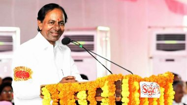 Telangana Assembly Elections 2018: K Chandrasekhar Rao on Campaign Trail for Four Days from November 21