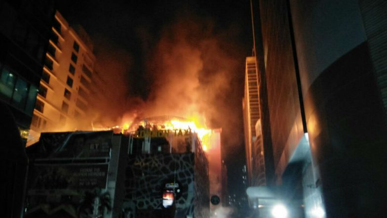 Kamala Mills Fire: Judicial Panel Points Out Safety Violations, Recommends Action Against Owners