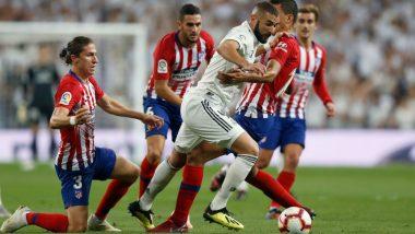 Real Madrid vs Atletico Madrid, La Liga 2018-19 Video Highlights: Goalkeepers Keep Derby Scoreless!