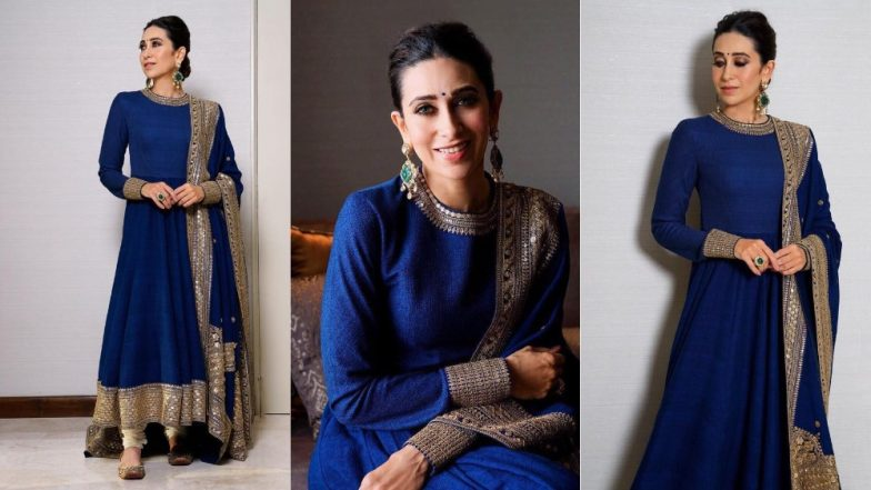 After Kareena Kapoor Khan, Karisma Kapoor Apes Deepika Padukone's Gorgeous Ethnic Wear - View Pics