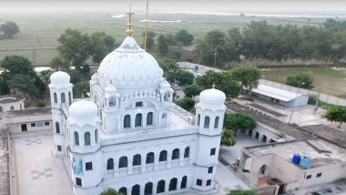 Kartarpur Dream Turning Reality on Pakistan Side, Corridor Construction Work Underway in Full Swing