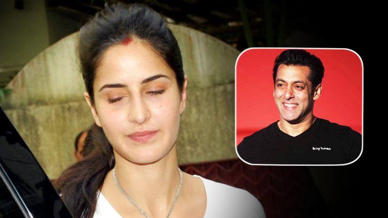 When Katrina Kaif's Vermilion Sparked Marriage Rumours With Salman Khan Ahead of Ganapti Celebrations!