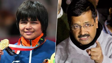 Divya Kakran, Asian Games Medalist, Confronts Arvind Kejriwal, Says No Help Was Provided by Delhi Government; Watch Video