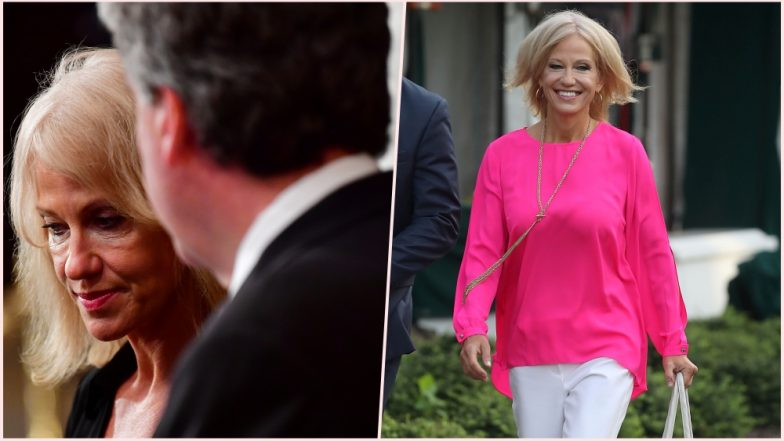 Brett Kavanaugh Hearing: US President Trump's Counselor Kellyanne Conway Says She Was a Victim of Sexual Assault