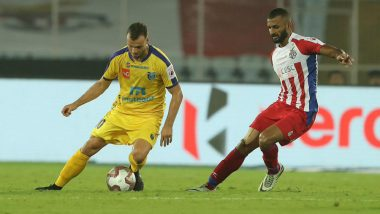 Atletico de Kolkata vs Kerala Blasters FC, ISL 2019–20 Live Streaming on Hotstar: Check Live Football Score, Watch Free Telecast of ATK vs KBFC in Indian Super League 6 on TV and Online