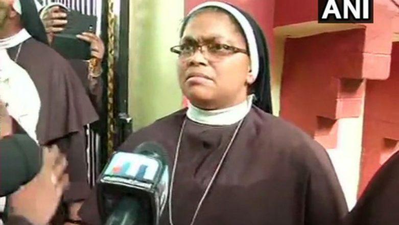Kerala Nun Rape Case: Bishop Mulakkal Falsely Framed in Rape Case, Says Sister Amala