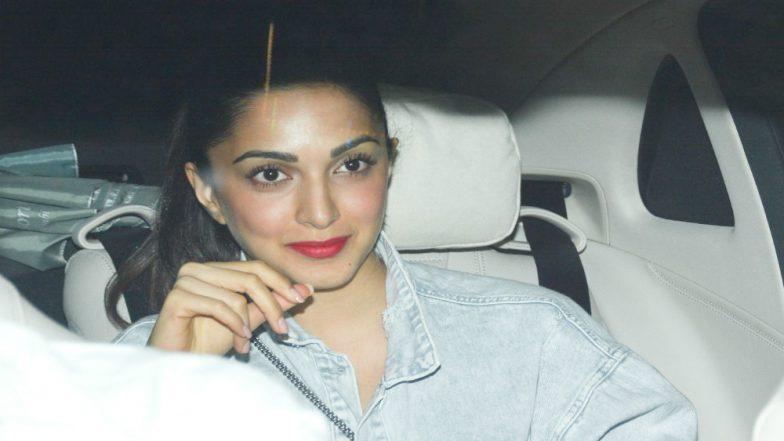 Kiara Advani to Start Shooting Good News with Kareena Kapoor Khan in December
