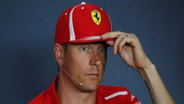 Former World Champion Kimi Raikkonen Set to Leave Ferrari at End of 2018 Season