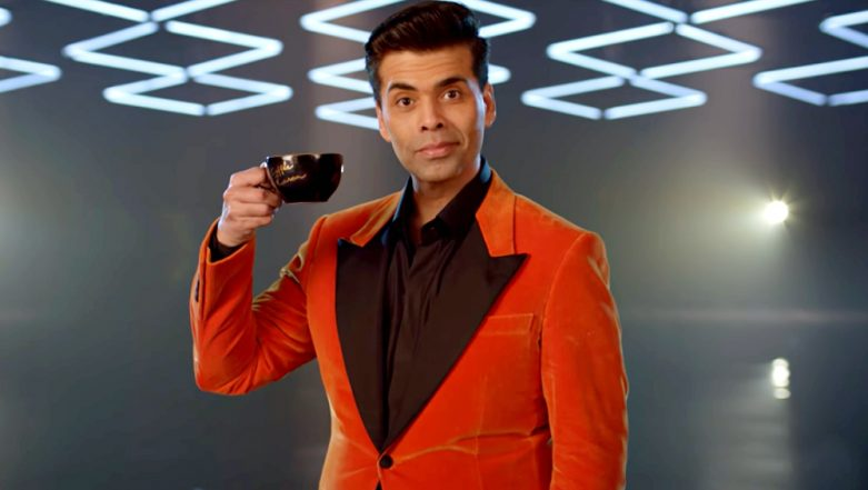 Koffee with Karan Returns! Karan Johar's Chat Show Is Back on TV but with a Twist (Watch Video)