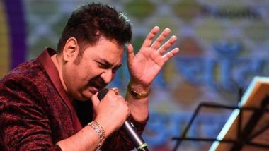Kumar Sanu Slapped With an FIR for Singing Till 11 Pm