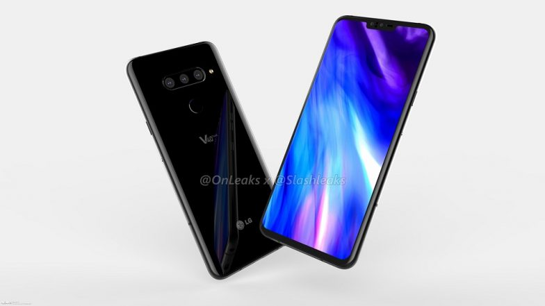 LG V40 Smartphone Likely to Launch in Early October; Expected to Feature Rear Triple Cameras & Dual Selfie Shooter