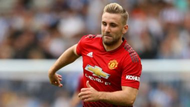 Manchester United Focused on Winning Trophies, Not on Top-Four Finish, Says Defender Luke Shaw