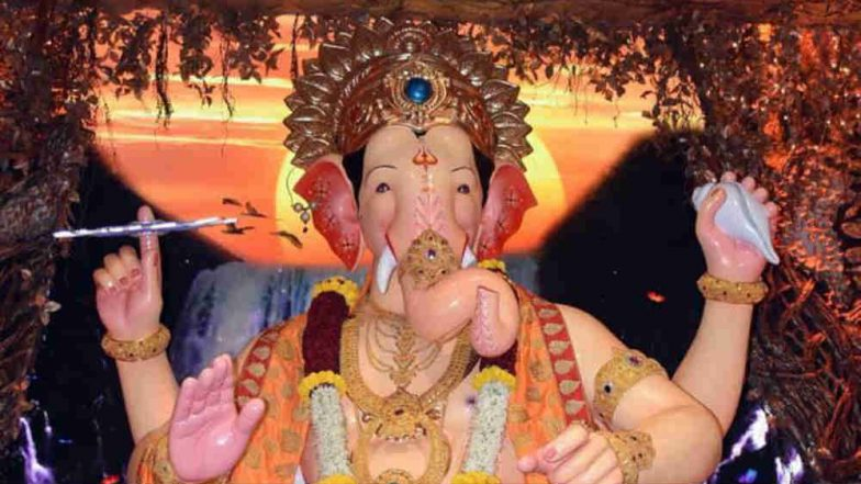 Lalbaugcha Raja Padya Pujan 2019 Live Streaming: Ceremony to Take Place on June 20; When and How to Watch Live Video on lalbaugcharaja.com and Social Media