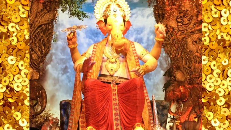 Lalbaugcha Raja Turns Eco-Friendly This Ganeshotsav, Supports BMC's Plastic Ban Initiative