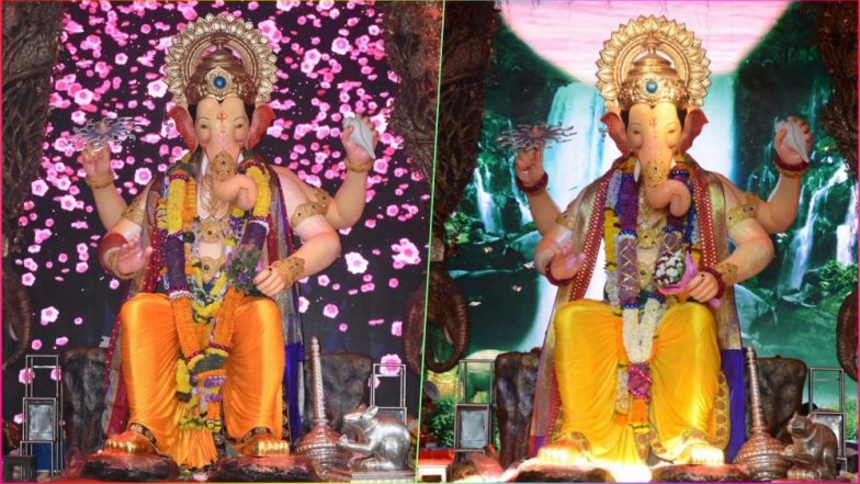 Lalbaugcha Raja Visarjan 2018 Live Streaming: Track Live Telecast of The Immersion Procession of Mumbai's Most Famous Ganpati Idol (Watch Video)