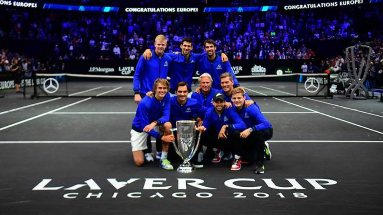 Laver Cup 2018: Team Europe Clinch Title With 13–8 Victory Against Team World