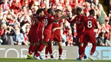 Liverpool vs Bournemouth, EPL 2018–19 Live Streaming Online: How to Get English Premier League Match Live Telecast on TV & Free Football Score Updates in Indian Time?