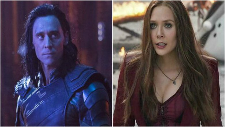 Loki and Scarlet Witch Might Get Their Solo Marvel TV Series