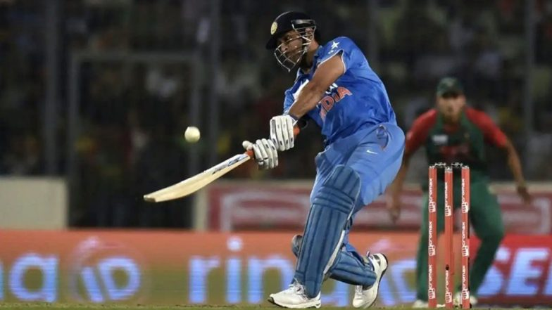 MS Dhoni EXCLUDED From T20 Squad for Series Against West Indies and Australia; Virat Kohli Rested for Caribbean T20 Matches, Rohit Sharma to Lead the Team