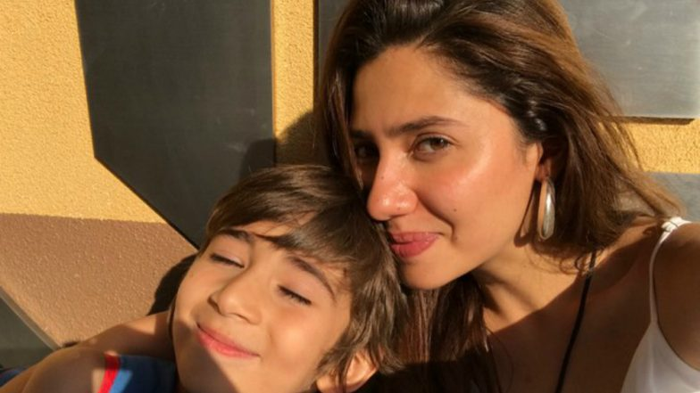 Mahira Khan Shares a Beautiful Message for Son Azlan As He Celebrates his Birthday - See Pic