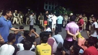 80 Students and Six Professors of Manipur University Arrested in Midnight