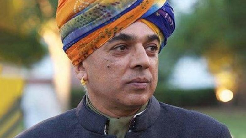Manvendra Singh, Son of Ex-Union Minister Jaswant Singh, Quits BJP Ahead of Rajasthan Elections 2018