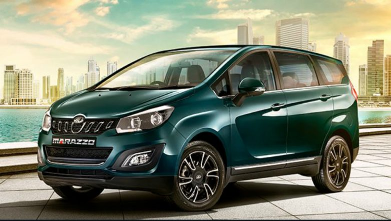 New Mahindra Marazzo MPV Surpasses 10,000 Bookings Since India Launch