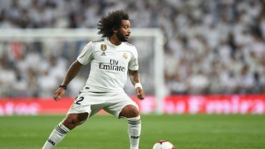 Can't Wait to Start Playing Matches, Says Real Madrid's Marcelo
