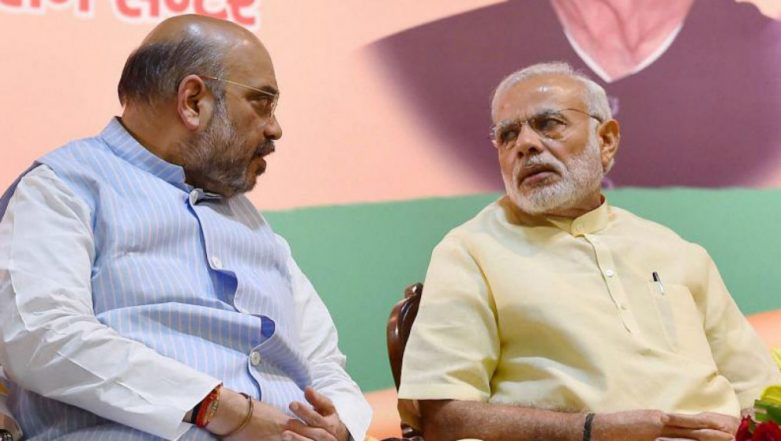 Lok Sabha Elections 2019: Narendra Modi to Contest From Varanasi Again, Amit Shah From Gandhinagar in the Upcoming Polls