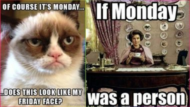 Monday Morning Jokes & Funny Images: Best WhatsApp Messages, Memes, Tweets, Facebook Quotes and Status to Share and Beat Monday Blues!
